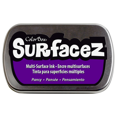 ColorBox - Surfacez - Multi-Surface Inkpads - Pansy