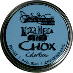 Clearsnap - Donna Salazar - Mixd Media Inx - CHOX - Bluejay