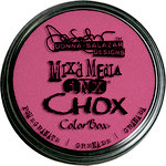 Clearsnap - Donna Salazar - Mixd Media Inx - CHOX - Pomegranate