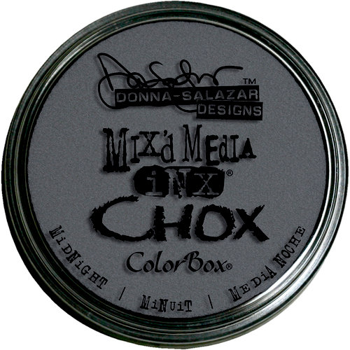 Clearsnap - Donna Salazar - Mixd Media Inx - CHOX - Midnight