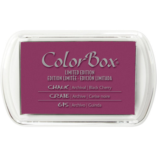 ColorBox - Limited Edition - Chalk - Black Cherry