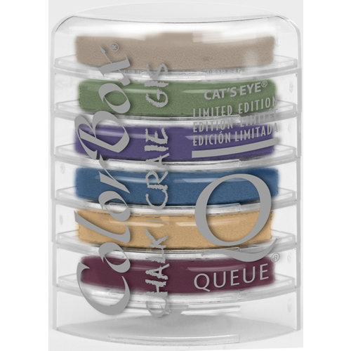 ColorBox - Limited Edition - Fluid Chalk Queue Inkpads - 6 Pack - Bouquet