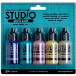 Ranger Ink - Studio by Claudine Hellmuth - Paint Kit - Urban