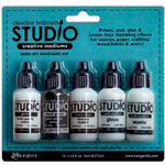 Ranger Ink - Studio by Claudine Hellmuth - Paint Kit - Mediums