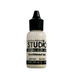 Ranger Ink - Studio by Claudine Hellmuth - Semi-Gloss Acrylic Paint - Traditional Tan - .5 ounces