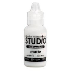 Ranger Ink - Studio by Claudine Hellmuth - Multi-Medium - Matte - .5 ounces