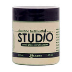 Ranger Ink - Studio by Claudine Hellmuth - Semi-Gloss Acrylic Paint - Traditional Tan