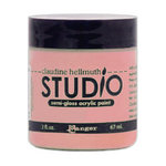 Ranger Ink - Studio by Claudine Hellmuth - Semi-Gloss Acrylic Paint - Painterly Pink