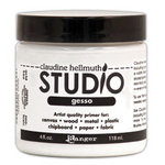 Ranger Ink - Studio by Claudine Hellmuth - Gesso