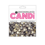 Craftwork Cards - Candi - Metallic Paper Dots - Bronze