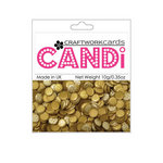 Craftwork Cards - Candi - Metallic Paper Dots - Tungsten