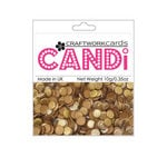 Craftwork Cards - Candi - Metallic Paper Dots - Copper