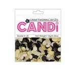 Craftwork Cards - Candi - Shimmer Paper Dots - Mr and Mrs