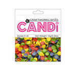 Craftwork Cards - Candi - Shimmer Paper Dots - School Days