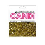 Craftwork Cards - Candi - Metallic Paper Dots - Regal Gold