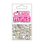 Craftwork Cards - Candi Minis - Paper Dots - Damask - Earl Grey