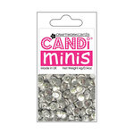 Craftwork Cards - Candi Minis - Paper Dots - Metallic - Crushed Ice