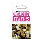 Craftwork Cards - Candi Minis - Paper Dots - Choc-a-Mocha
