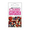 Craftwork Cards - Candi Minis - Paper Dots - Patriotic