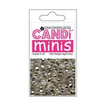 Craftwork Cards - Candi Minis - Paper Dots - Regal Silver
