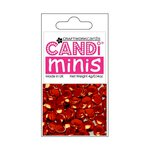 Craftwork Cards - Candi Minis - Paper Dots - Regal Ruby
