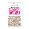 Craftwork Cards - Candi Minis - Paper Dots - Vintage Dots Honey
