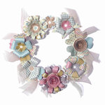 Craftwork Cards - Create a Wreath Kit - Vintage Chic