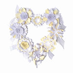 Craftwork Cards - Create a Wreath Kit - Congratulations