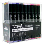 Copic - Sketch Marker Set - 25th Anniversary - 36 Piece Set