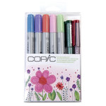 Copic - Marker Sets - Doodle Kit - Nature