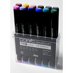 Copic - Sketch Marker Set - 25th Anniversary Set C - 12 Piece
