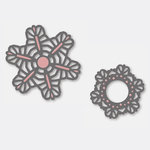 Couture Creations - Ornamental Lace Dies - Waterlily Set