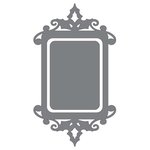 Couture Creations - Merry Little Christmas Collection - Intracutz Dies - Holly and Berries Frame