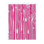 Couture Creations - Mikashet Collection - A2 Embossing Folder - Woodgrain