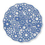 Couture Creations - Floral Lace Collection - Lace Dies - Daisy Doily