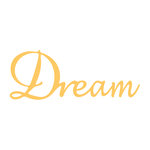 Couture Creations - Everyday Essentials Collection - Designer Dies - Script - Dream