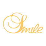 Couture Creations - Everyday Essentials Collection - Designer Dies - Script - Smile