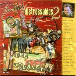 Design Originals - Tim Holtz - Distressables 2 Idea Book
