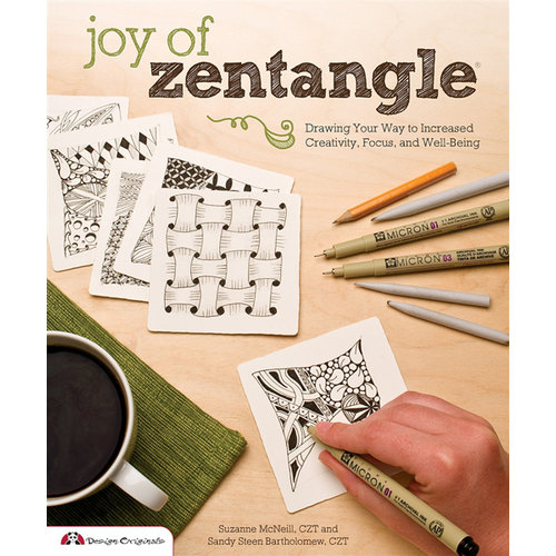 Design Originals - Joy of Zentangle Idea Book