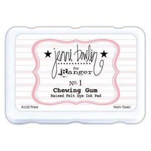 Ranger Ink - Jenni Bowlin - Ink Pad - Chewing Gum