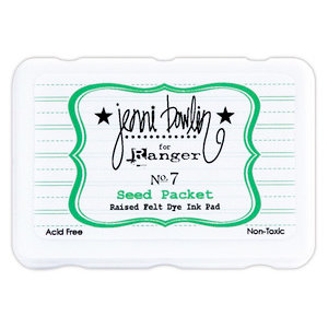 Ranger Ink - Jenni Bowlin - Ink Pad - Seed Packet