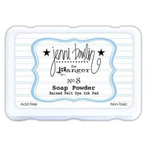 Ranger Ink - Jenni Bowlin - Ink Pad - Soap Powder
