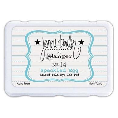 Ranger Ink - Jenni Bowlin - Ink Pad - Speckled Egg