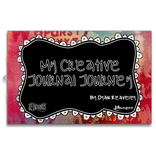 Ranger Ink - Dylusions Idea Book - My Creative Journal Journey