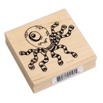 Ranger Ink - Dylusions - Wood Mounted Stamps - Octopus