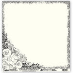 Donna Salazar - Artistic Papers Collection - 12 x 12 Paper - Bloom and Grow, CLEARANCE