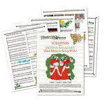 Donna Salazar - Musical Memories Collection - Christmas - Holiday Edition Newspaper