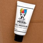 Ranger Ink - Dina Wakley Media - Gel Medium - Soft Matte - 2 Ounce Tube