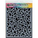 Ranger Ink - Dylusions Stencils - Hearts - Large
