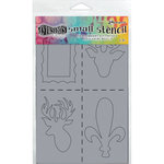 Ranger Ink - Dylusions Stencils - Country - Small